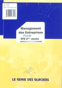 Management des entreprises BTS 2