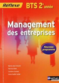 Management des entreprises, BTS 2 année