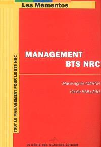 Management pour BTS NRC