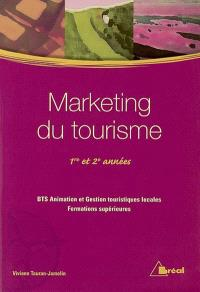 Marketing du tourisme : 1re et 2e années
