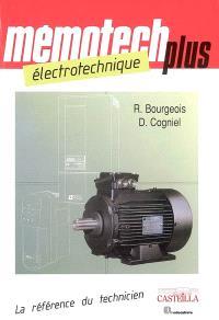 Mémotech plus électrotechnique : bac technologiques, bac professionnels, BTS génie électrique, DUT génie électrique, écoles d'ingénieurs