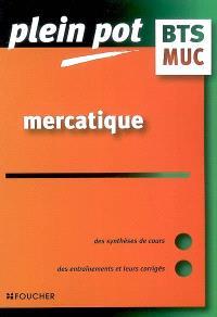 Mercatique : management de l'unité commerciale