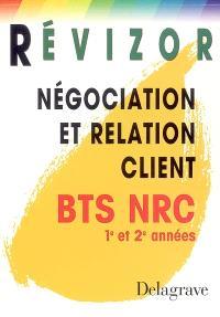 Négociation et relation client BTS NCR 1re et 2e années