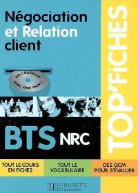 Négociation et relation client, BTS NRC