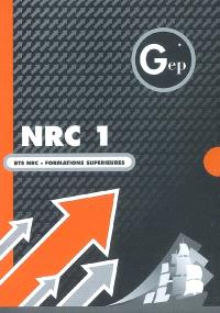 NRC 1 : BTS NRC, formations supérieures