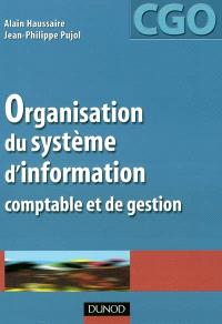 Organisation du système d'information comptable et de gestion : processus 10