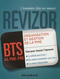Organisation et gestion de la PME, BTS AG PME-PMI