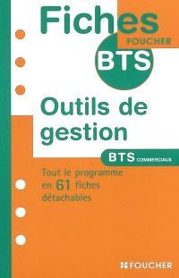Outils de gestion : BTS commerciaux
