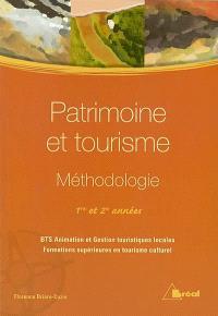 Patrimoine et tourisme : la méthodologie