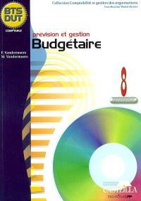 Prévision et gestion budgétaire : processus 8 : BTS, DUT comptable