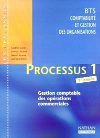 Processus 1 (gestion comptable des opérations commerciales) : BTS GCO 1re année : livre de l'élève