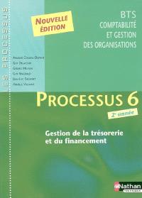 Processus 6 : gestion de la trésorerie et du financement, BTS CGO 2e année