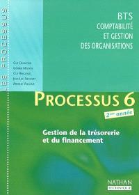 Processus 6 : gestion de la trésorerie et du financement, BTS CGO 2ème année