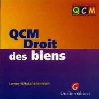 QCM droit des biens