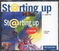 Starting up, anglais