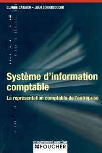 Système d'information comptable : la représentation comptable de l'entreprise