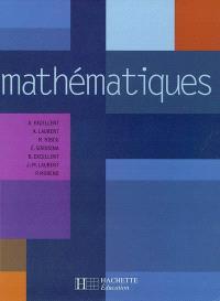 Mathématiques première STI : livre de l'élève