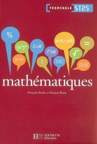 Mathématiques, terminale ST2S