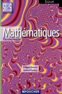 Mathématiques terminale ST2S : sciences et technologies de la santé et du social