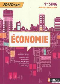 Economie, 1re STMG : nouveau programme