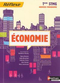 Economie, terminale STMG : nouveau programme