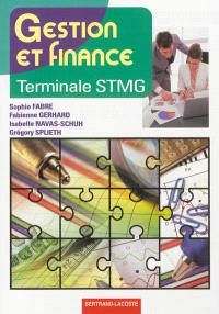Gestion et finance, terminale STMG