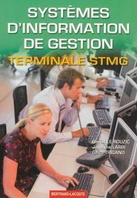 Systèmes d'information de gestion, terminale STMG