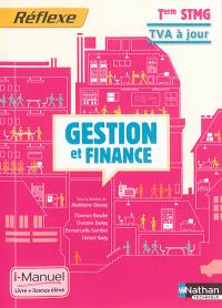 Gestion et finance, terminale STMG : nouveau programme : TVA à jour