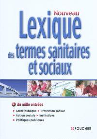 Lexique sanitaire et social
