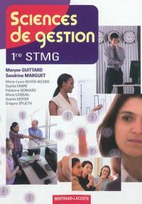 Sciences de gestion, 1ère STMG
