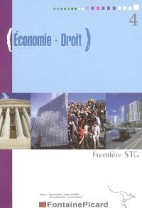 Economie-droit 1re STG