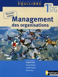 Management des organisations, 1re STG
