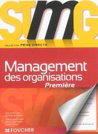 Management des organisations, première STMG