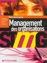 Management des organisations, terminale STMG