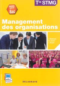 Management des organisations, terminale STMG