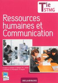 Ressources humaines et communication, terminale STMG