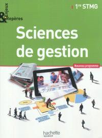 Sciences de gestion, 1re STMG : nouveau programme : grand format