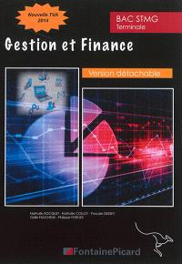 Gestion et finance bac STMG terminale : version détachable
