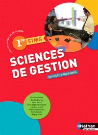 Sciences de gestion, 1re STMG : nouveau programme