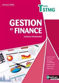 Gestion et finance, terminale STMG : nouveau programme