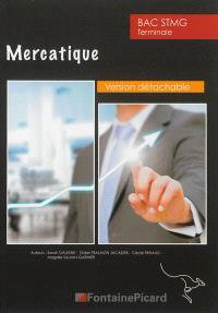Mercatique bac STMG terminale : version détachable