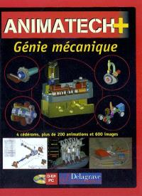 Animatech plus, construction mécanique