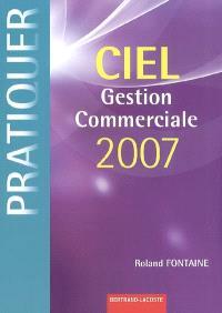 Ciel gestion commerciale 2007