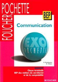 Communication : exo pochette : classe terminale, BEP des métiers du secrétariat et de la comptabilité