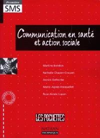 Communication en santé et action sociale, Première SMS