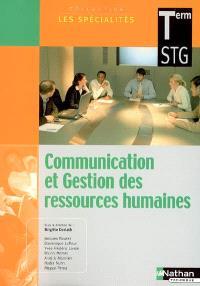Communication et gestion des ressources humaines term STG