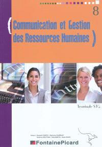Communication et gestion des ressources humaines, terminale STG