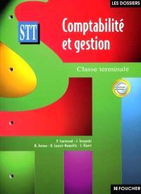 Comptabilité et gestion : classe terminale STT