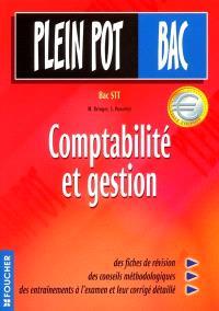 Comptabilité et gestion, bac STT