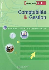 Comptabilité et gestion, terminale STT : livre de l'élève
